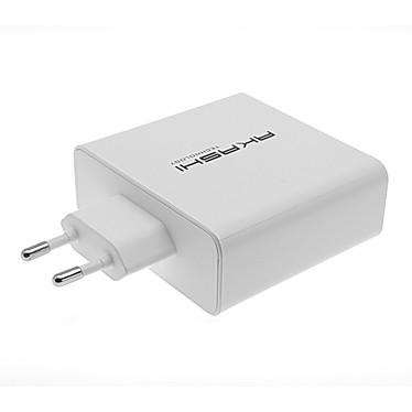 Avis Akashi Chargeur Secteur 45W 6A USB-C + 3x USB-A