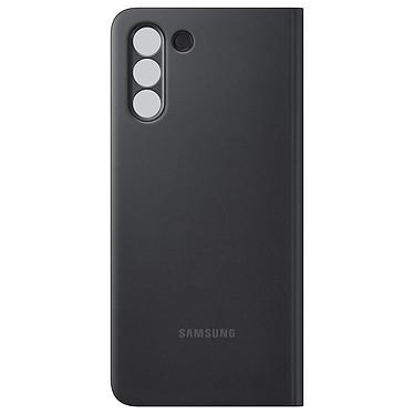 Acheter Samsung Clear View Cover Noir Galaxy S21+