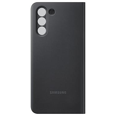 Avis Samsung Clear View Cover Noir Galaxy S21