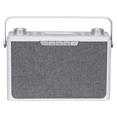 Tangent Pebble Radio Blanc