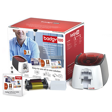 Evolis Badgy100