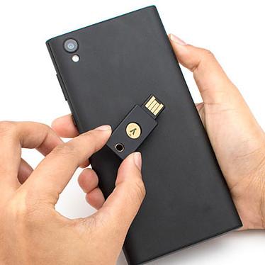 Avis Yubico YubiKey 5 NFC USB-A