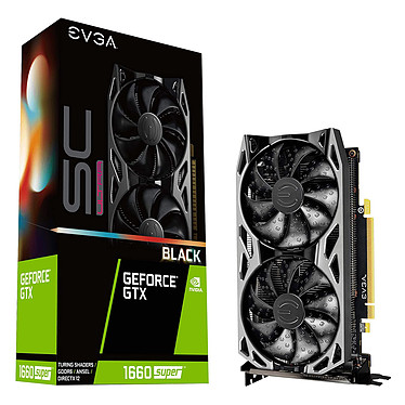 EVGA GeForce GTX 1660 SUPER SC ULTRA BLACK GAMING