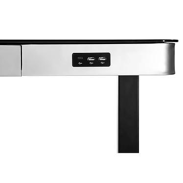 Acheter REKT RGo Touch Desk 140 Noir