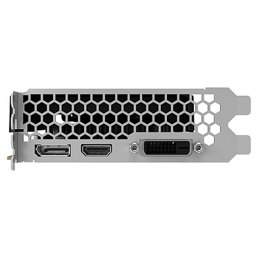 Palit GeForce GTX 1050 Ti StormX pas cher