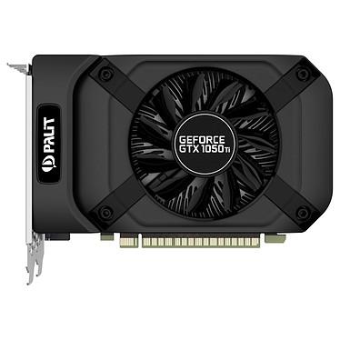 Avis Palit GeForce GTX 1050 Ti StormX