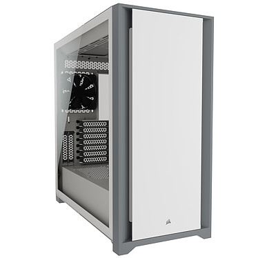 Corsair 5000D (Blanc)
