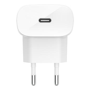 Avis Belkin Chargeur secteur USB-C 20 W compatible Apple et autres