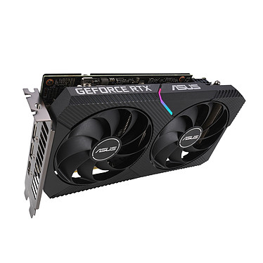 Avis ASUS DUAL GeForce RTX 3060 12G