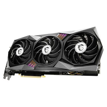 Avis MSI GeForce RTX 3070 GAMING TRIO 8G