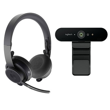 Logitech Pro Personnal Video Collaboration Kit