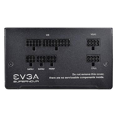 Avis EVGA SuperNOVA 550 GT