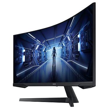 "Avis Samsung 34"" LED - Odyssey G5 C34G55TWWU"