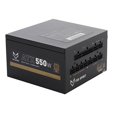 Fox Spirit US-550G 80PLUS Gold