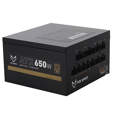 Fox Spirit US-650G V2 80PLUS Gold