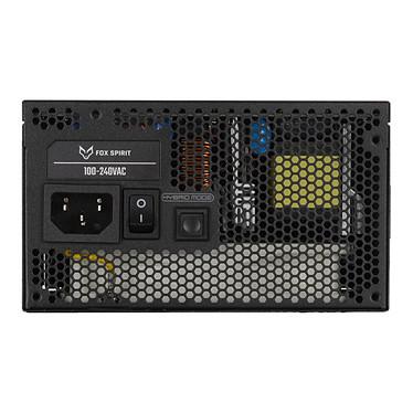 Avis Fox Spirit GT-850P V2 80PLUS Platinum