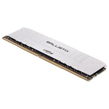Avis Ballistix White 8 Go DDR4 3200 MHz CL16