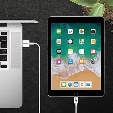 Acheter Akashi Câble USB-A vers Lightning MFI (Blanc)