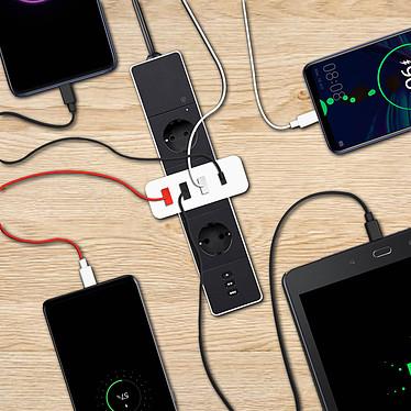 Acheter Akashi Turbo Chargeur Secteur 4 USB 5A