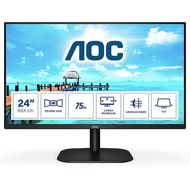 """AOC 23.8"""" LED - 24B2XH"""
