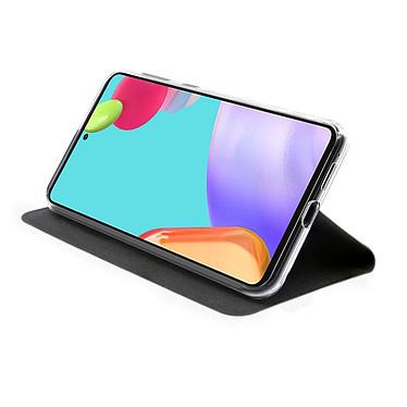Avis Akashi Etui Folio Porte Carte Noir Samsung Galaxy A52 4G/5G