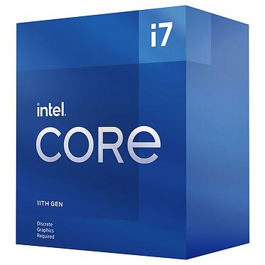 Intel Core i7-11700F (2.5 GHz / 4.9 GHz)