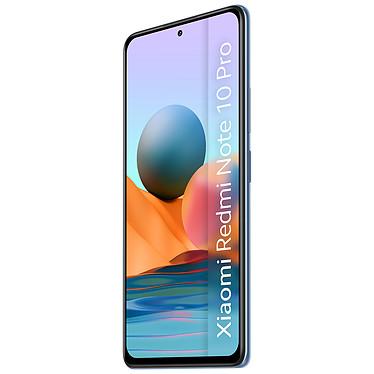 Avis Xiaomi Redmi Note 10 Pro Bleu (6 Go / 128 Go)