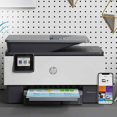 Avis HP OfficeJet Pro 9010