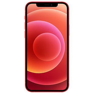 Apple iPhone 12 256 Go (PRODUCT)RED