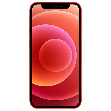 Apple iPhone 12 mini 64 Go (PRODUCT)RED