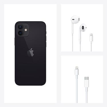 Apple iPhone 12 mini 256 Go Noir pas cher