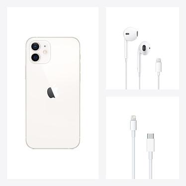Apple iPhone 12 mini 64 Go Blanc pas cher