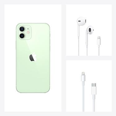 Apple iPhone 12 mini 64 Go Vert pas cher