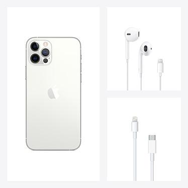 Apple iPhone 12 Pro 128 Go Argent pas cher