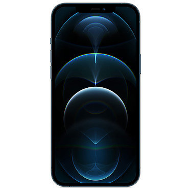 Apple iPhone 12 Pro Max 128 Go Bleu Pacifique · Reconditionné