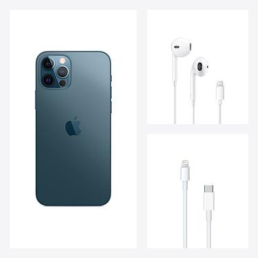 Apple iPhone 12 Pro Max 256 Go Bleu Pacifique · Reconditionné pas cher