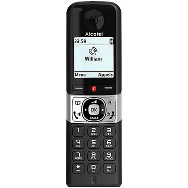 Avis Alcatel F890 Voice Noir