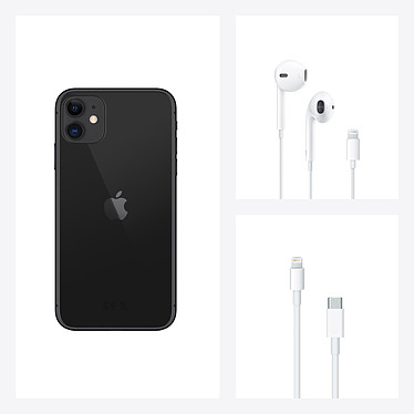 Acheter Apple iPhone 11 128 Go Noir