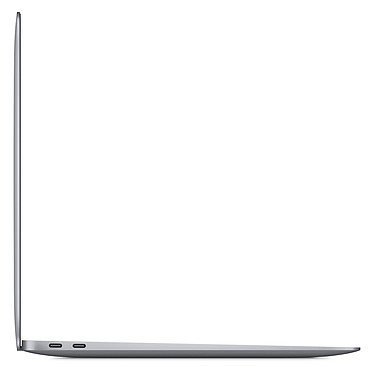 Avis Apple MacBook Air M1 (2020) Gris sidéral 16Go/512 Go (MGN73FN/A-16GB)