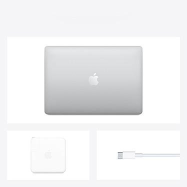 "Apple MacBook Pro M1 (2020) 13.3"" Argent 16Go/256 Go (MYDA2FN/A-16GB) pas cher"