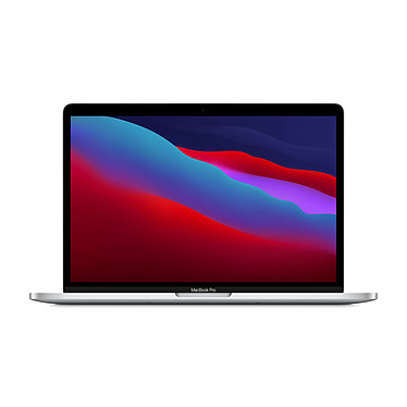 """Apple MacBook Pro M1 13.3"""" Argent 16Go/1 To (MYDC2FN/A-16GB-1T)"""