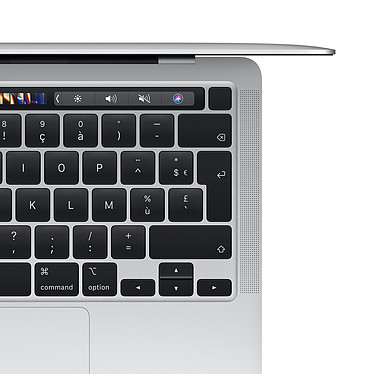 "Acheter Apple MacBook Pro M1 13.3"" Argent 16Go/1 To (MYDC2FN/A-16GB-1T)"