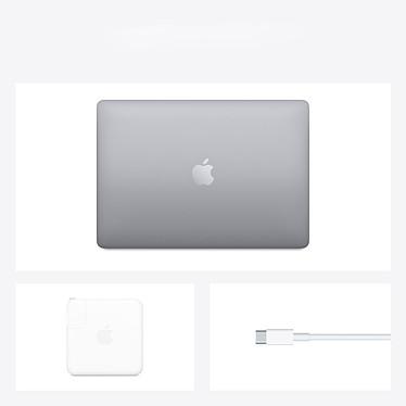 "Apple MacBook Pro M1 (2020) 13.3"" Gris sidéral 16Go/256 Go (MYD82FN/A-16GB) pas cher"