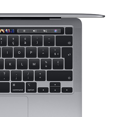 "Acheter Apple MacBook Pro M1 (2020) 13.3"" Gris sidéral 16Go/256 Go (MYD82FN/A-16GB-QWERTZ)"