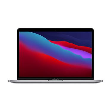 """Apple MacBook Pro M1 (2020) 13.3"""" Gris sidéral 8Go/256 Go (MYD82FN/A)"""