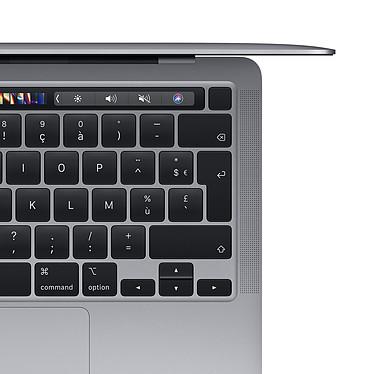 "Acheter Apple MacBook Pro M1 (2020) 13.3"" Gris sidéral 16Go/1 To (MYD92FN/A-16GB-1TB-QWERTY-US)"