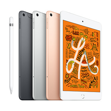 Acheter Apple iPad mini 5 Wi-Fi + Cellular 64 Go Argent