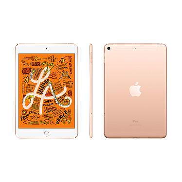 Avis Apple iPad mini 5 Wi-Fi + Cellular 256 Go Or