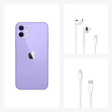 Apple iPhone 12 64 Go Mauve pas cher