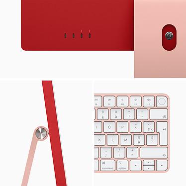 "Acheter Apple iMac (2021) 24"" 256 Go Rose (MGPM3FN/A)"